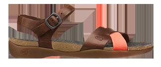 Women's Dauntless Ankle Cascade Brown